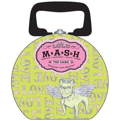 MASH Game in a Tin