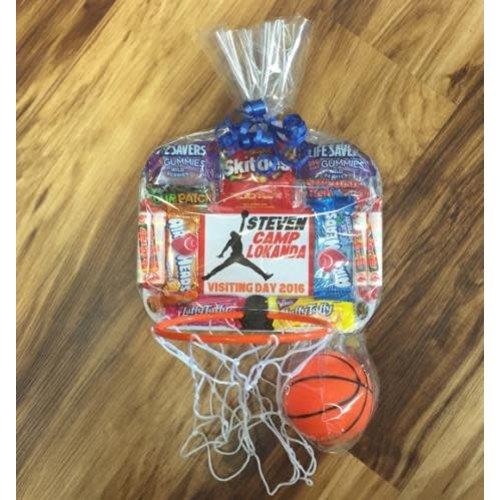 Candy Mini Basketball Set