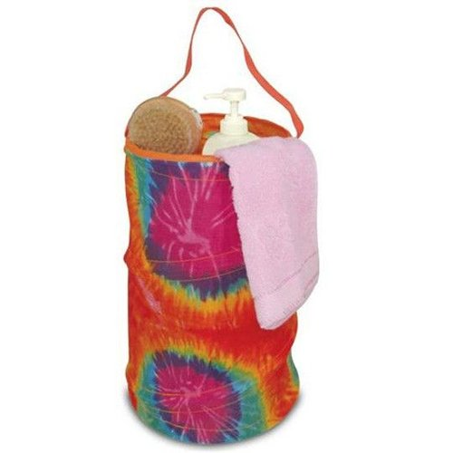 Tie Dye Pop Up Shower Caddy