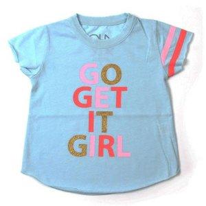 Go Get It Crewneck T-Shirt