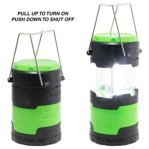 COB Extendable Lantern