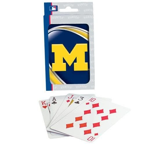 University of Michigan Playing Cards