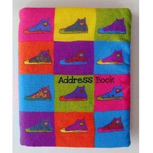 Sneaker Address Book