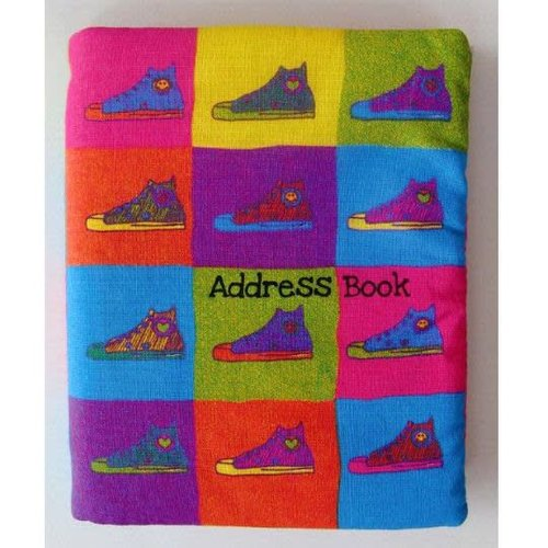 Sneaker Address Book