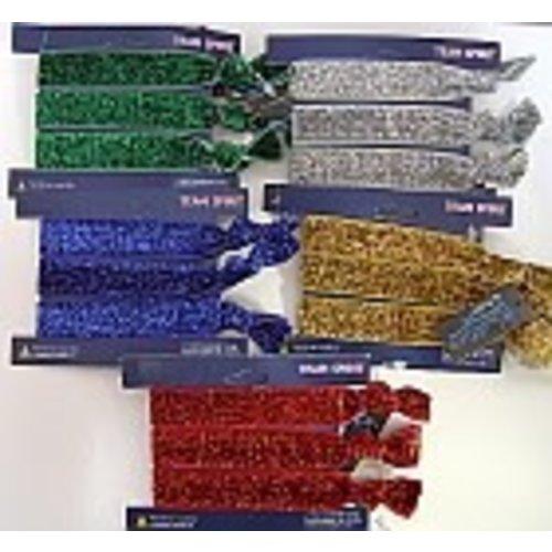 Color War Metallic Knotties