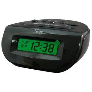 LCD Digital Alarm Clock