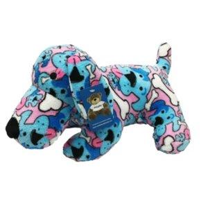 Blue Puppies Fuzzy Dog