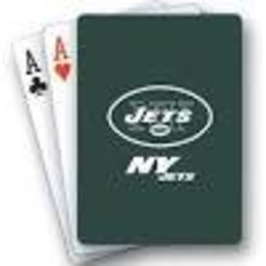 NY Jets Playing Cards