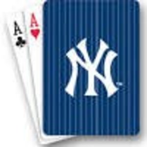 NY Yankees Playing Cards