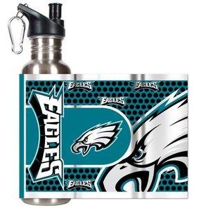 Eagles Steel Water Bottle
