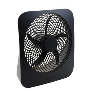 "10"" Sleek Floor Fan"