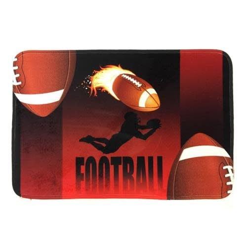 Football Fire Mat