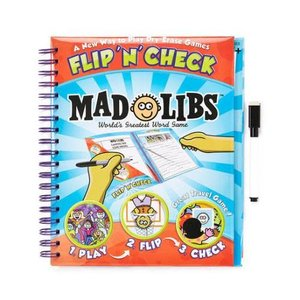 Flip 'N' Check's Mad Libs