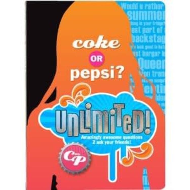 Coke Or Pepsi? Unlimited!
