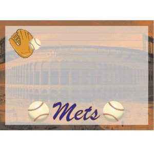 Mets Notecards