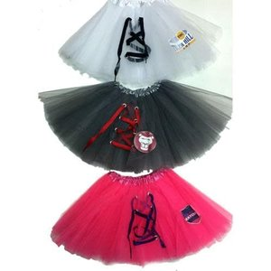 Laced Up Tutu with Camp Name