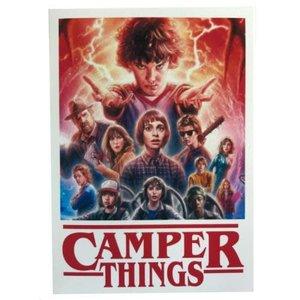 Camper Things Card