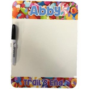 Candy Dry Erase Board