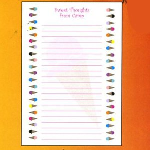 Sweet Thoughts Notepad