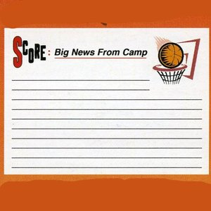 Big News from Camp Notecards