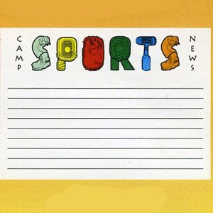 Sports Camp News Notecards