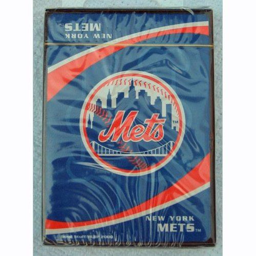 NY Mets Playing Cards