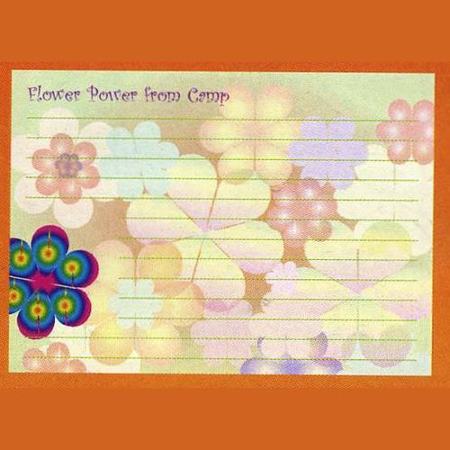 Flower Power from Camp