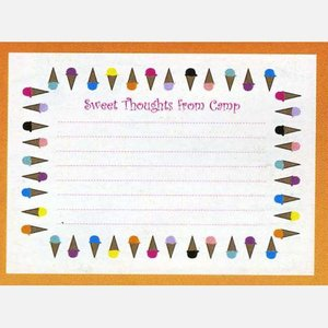 Sweet Thoughts from Camp