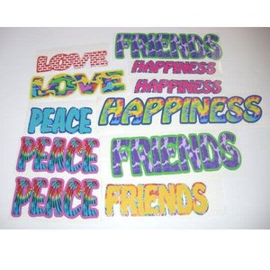 Words Wall Clings Packet
