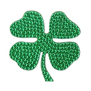 4 Leaf Clover StickerBean