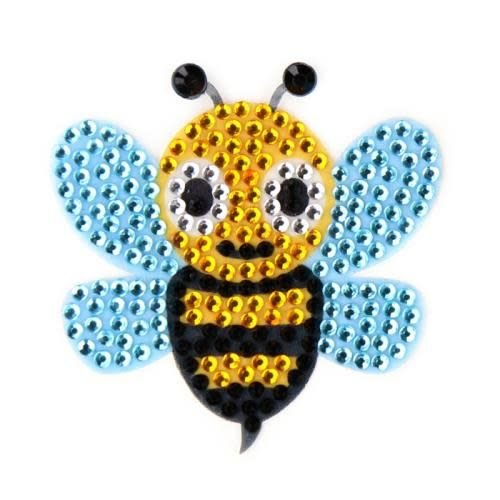 Buzzy Bee StickerBean