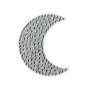 Moon StickerBean