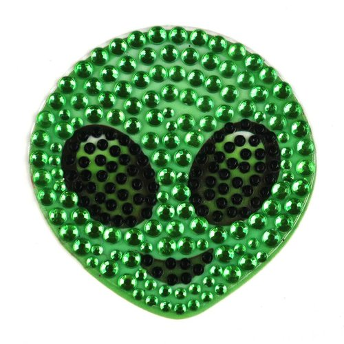 Alien StickerBean