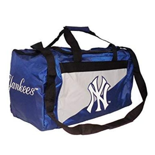 Yankees Two Tone Duffel Bag
