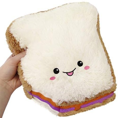 "Squishable 7"" PB & J"