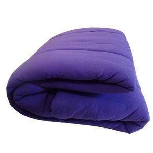 Purple Jersey Comforter