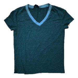 Heather Hunter Firehouse V-Neck T-Shirt