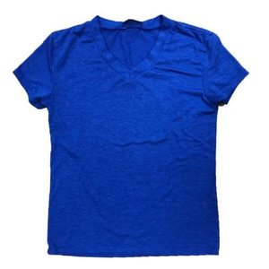 Royal Blue Firehouse V-Neck T-Shirt