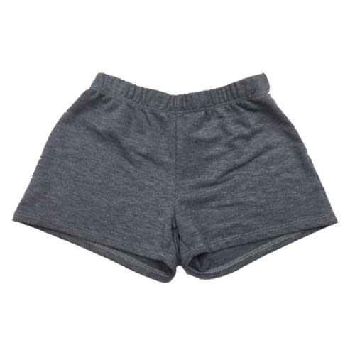 Heather Gray Firehouse Shorts