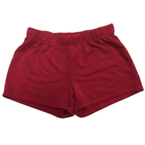 Red Firehouse Shorts