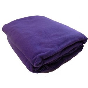 Purple Jersey 3-Piece Sheet Set