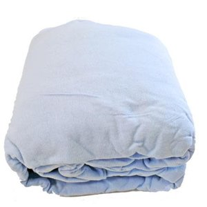 Light Blue 3-PIece Jersey Sheet Set