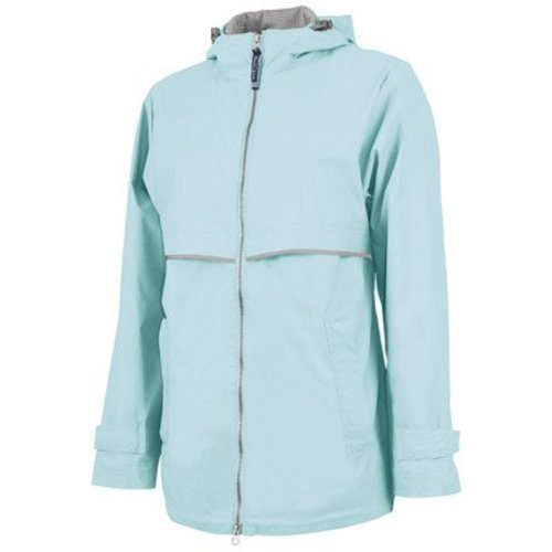 Aqua New Englander Rain Jacket