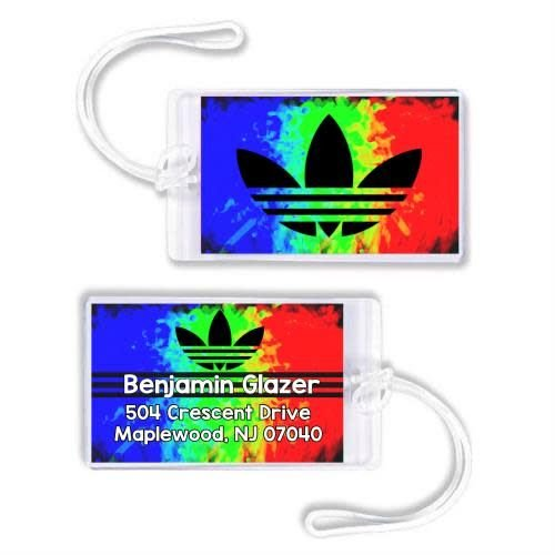 Adidas Luggage Tag