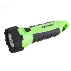 Lime Floating LED Flashlight
