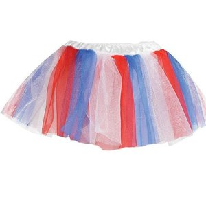 Red, White and Blue Tutu