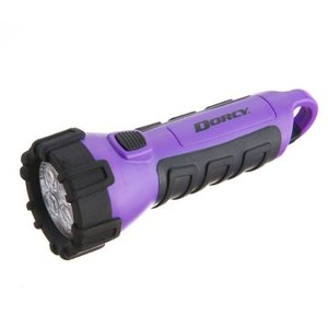 Purple Floating LED Flashlight