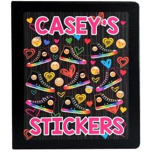 Kicks Sticker Book