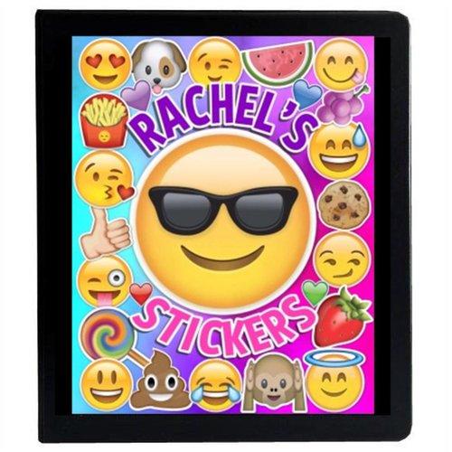 Emojis Forever Sticker Book