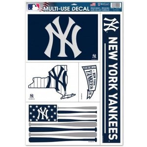 NY Yankees Fathead